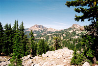 Lassen Volcanic Natl. Park, CA - Film Photos from 2001