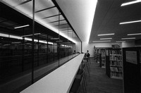 New Holmdel Library at Bell Works, NJ - Kodak TMax 3200 film