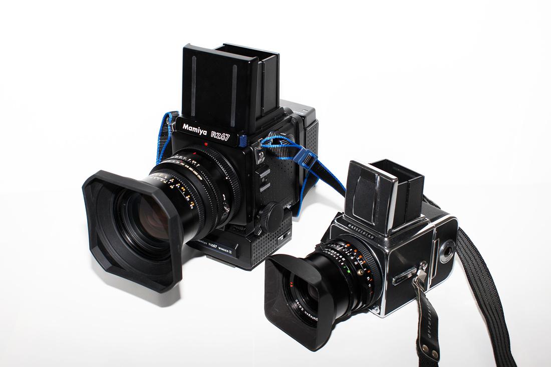 Zenfolio | Martin Bluhm Photography | Hasselblad 500 C/M vs Mamiya
